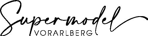 Supermodel Vorarlberg 2020 Logo